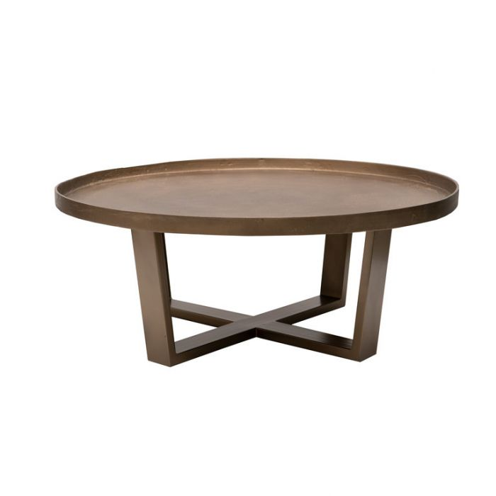 FP Collection Horus Coffee Table Oil Brass  ] 184893 - Flower Power