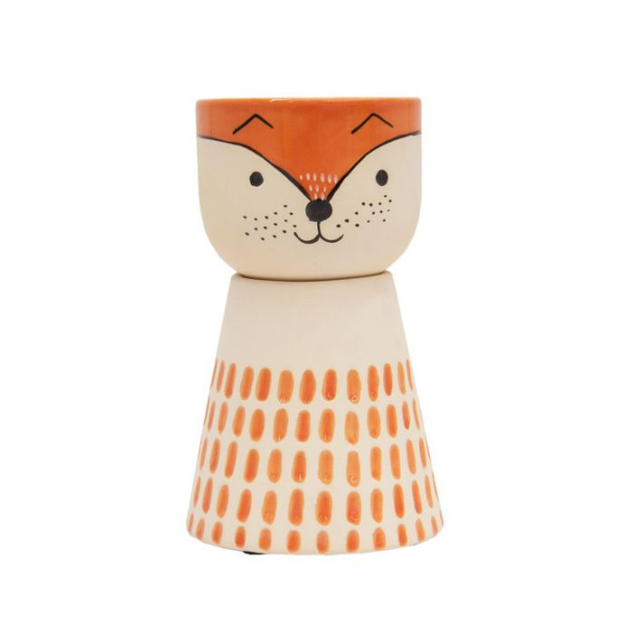 FP Collection Mr Fox Planter With Stand  ] 185419 - Flower Power