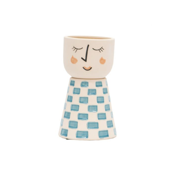 FP Collection Little Miss Planter With Stand  ] 185420 - Flower Power