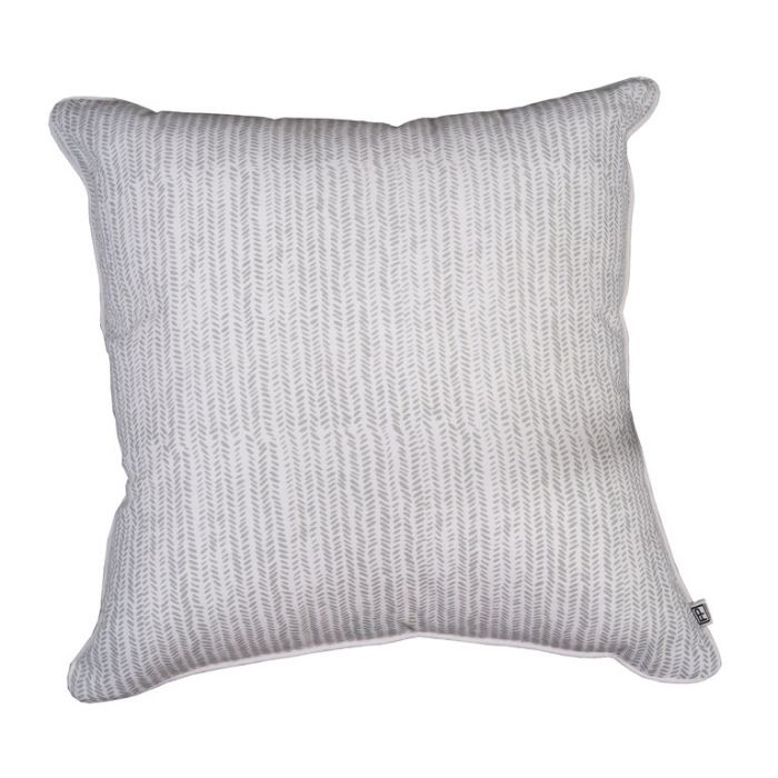 FP Collection Cushion Byron Grey  ] 185752 - Flower Power