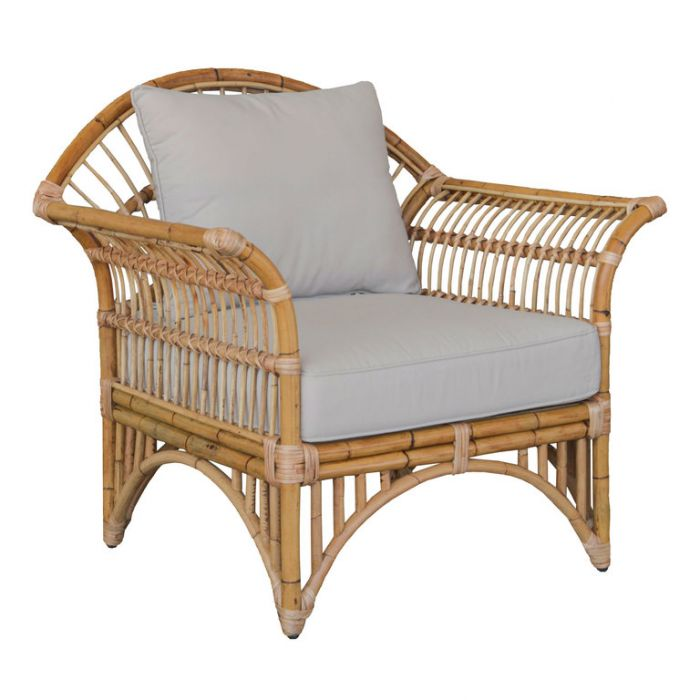FP Collection Lanai Cane Arm Chair  ] 185881 - Flower Power