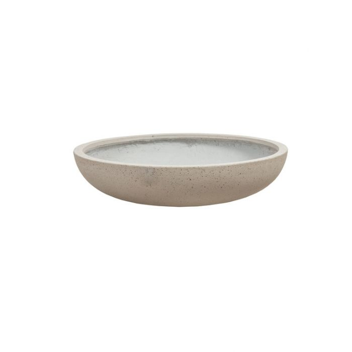 FP Collection Newport Low Bowl Sand  ] 186022P - Flower Power