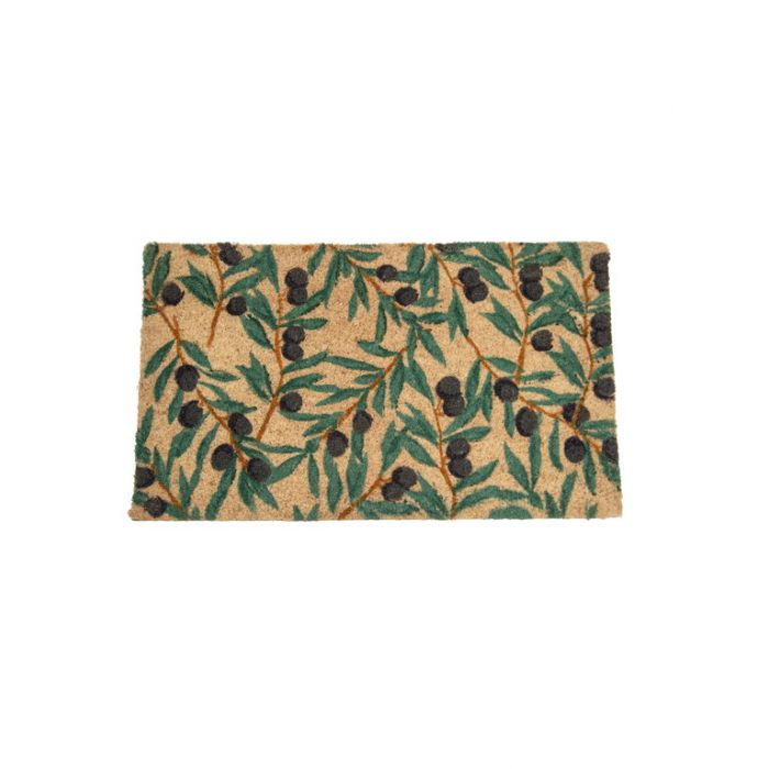 FP Collection Door  Mat Olive Tree  ] 186053 - Flower Power