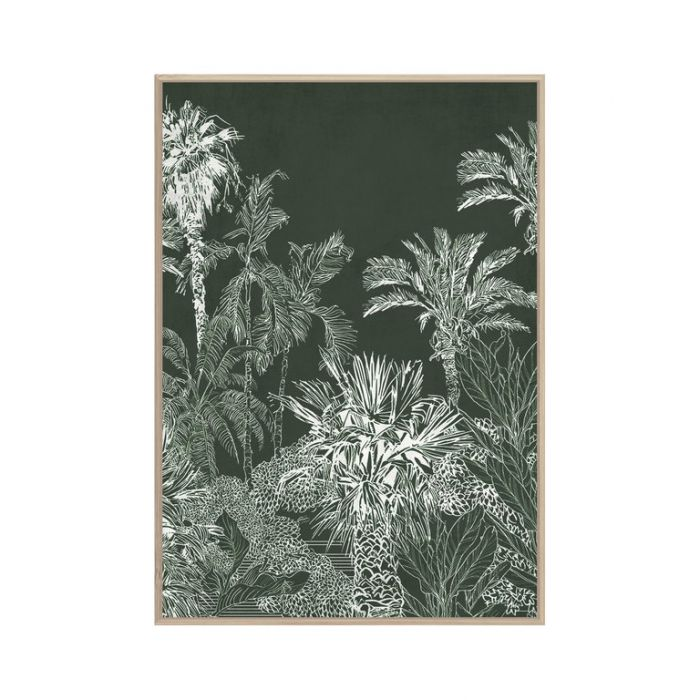 FP Collection Canvas Tropical A  ] 186413 - Flower Power