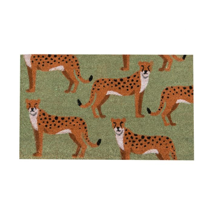 FP Collection Door Mat Welcome to the Jungle  ] 187232 - Flower Power