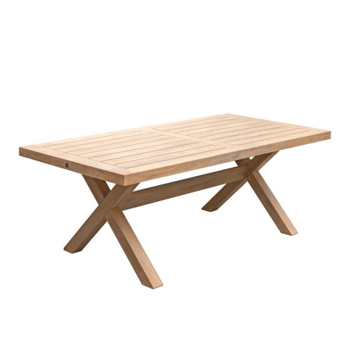 FP Collection Bordeaux Outdoor Dining Table Sand  ] 187495 - Flower Power