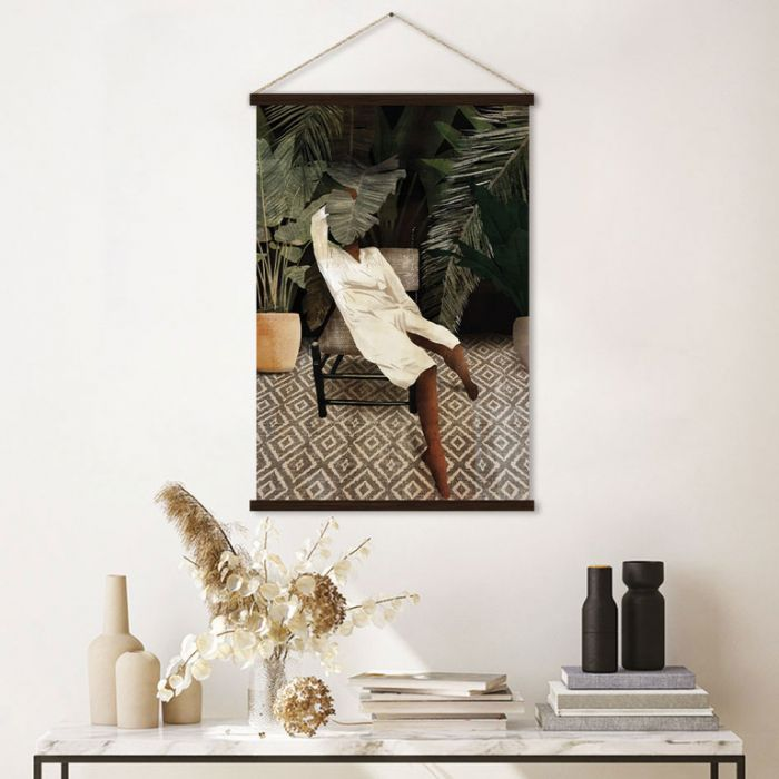 FP Collection Hanging Art Vogue  ] 187543 - Flower Power