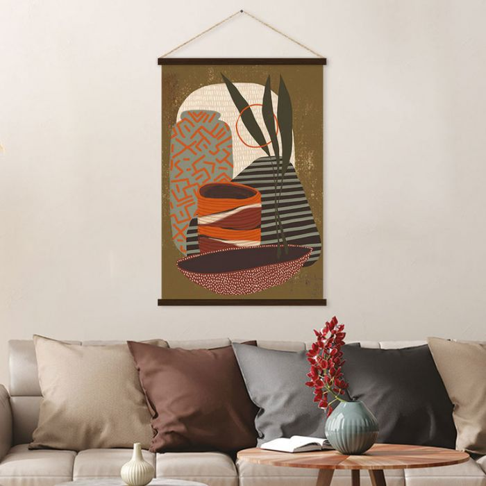 FP Collection Hanging Art Pablo  ] 187545 - Flower Power