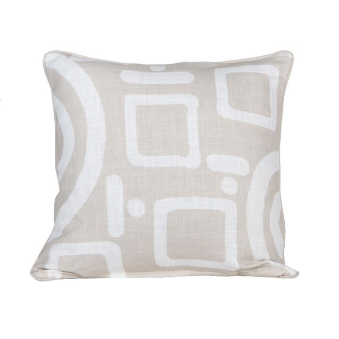 FP Collection Cushion Oakleigh Stone  ] 188848 - Flower Power