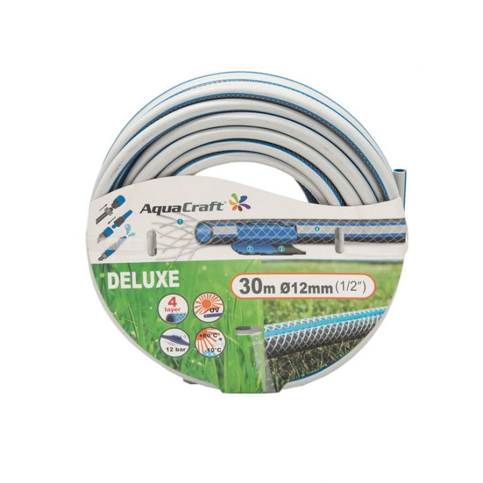 Aquacraft Deluxe Hose 30m  ] 4712755947825 - Flower Power