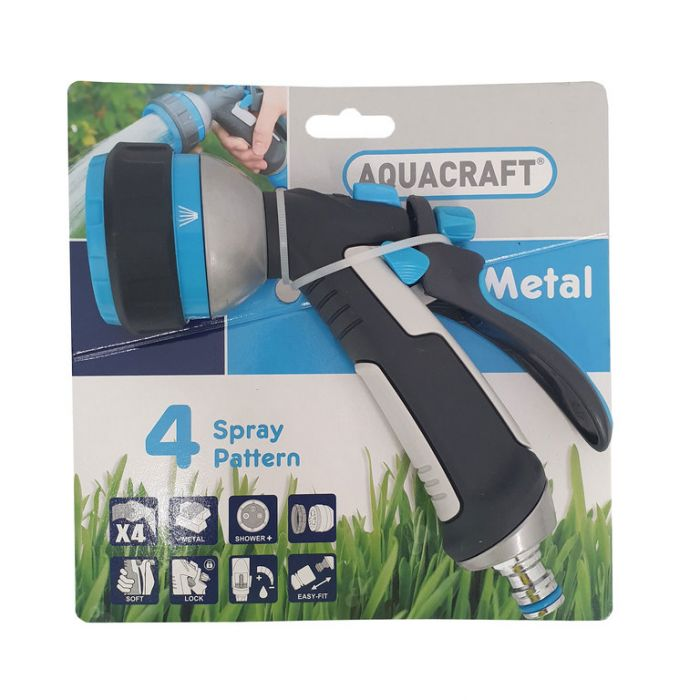 Aquacraft Multi-Jet Metal Spray Attachment  ] 4712755948754 - Flower Power