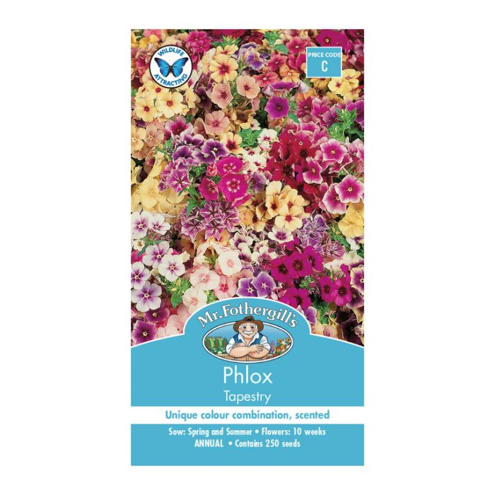 Mr Fothergill's Phlox Tapestry  ] 5011775005010 - Flower Power