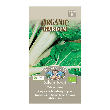 Mr Fothergill's Silverbeet White Silver  ] 5011775006635 - Flower Power