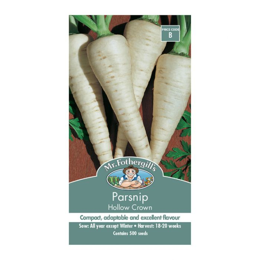 Mr Fothergill's Parsnip Hollow Crown  ] 5011775006666 - Flower Power