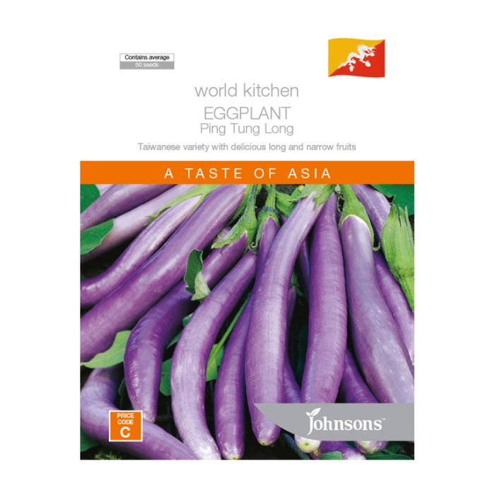 World Kitchen - Asia - Eggplant Ping Tung Long  ] 5011775040455 - Flower Power
