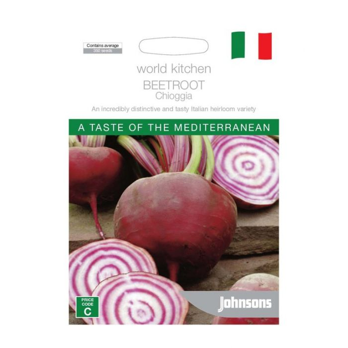 World Kitchen - Mediterranean - Beetroot Chioggia  ] 5011775049830 - Flower Power