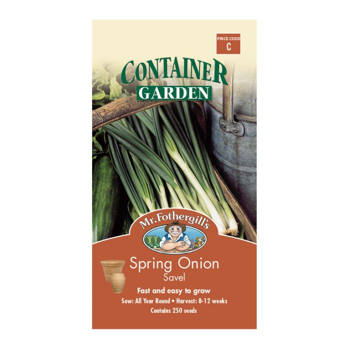 Mr Fothergill's Spring Onion Savel  ] 5011775063935 - Flower Power