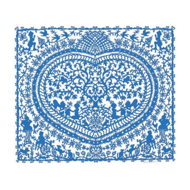 Almanac Gallery Hopeful Heart Card  ] 5019906801111 - Flower Power