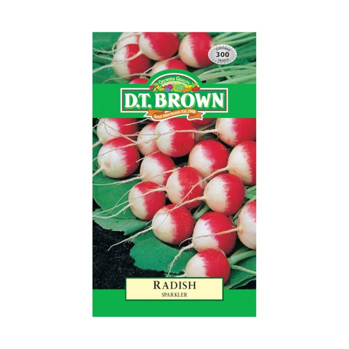 D.T. Brown Radish Sparkler  ] 5030075022701 - Flower Power