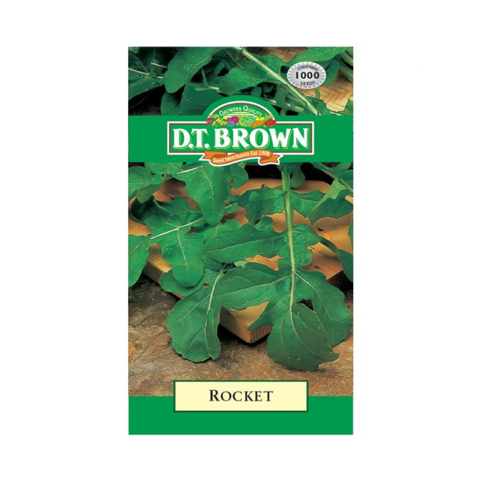 D.T. Brown Rocket  ] 5030075027201 - Flower Power