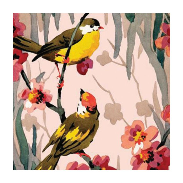 Almanac Gallery Birdsong Card  ] 5038780918081 - Flower Power