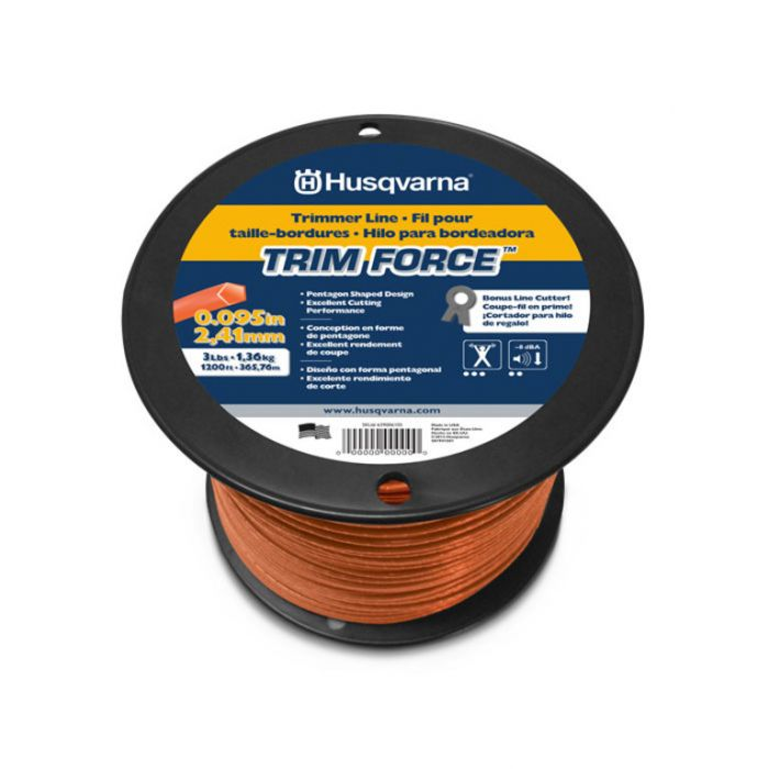 Husqvarna Trim Force Trimmer Line 2.4mm (15m)  ] 705788211036 - Flower Power