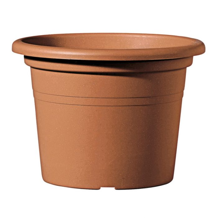 Deroma Farnese Round Pot Terracotta  ] 726232068440P - Flower Power