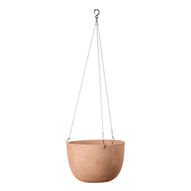 Deroma Ciotola Hanging Pot White  ] 726232472230 - Flower Power