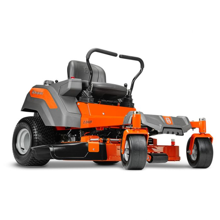 Husqvarna Z242F Zero Turn Mower  ] 7391736345484 - Flower Power