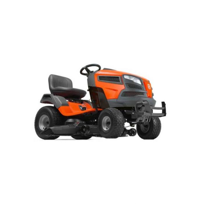 Husqvarna TS242D Lawn Tractor with Diff Lock  ] 7392930309654 - Flower Power