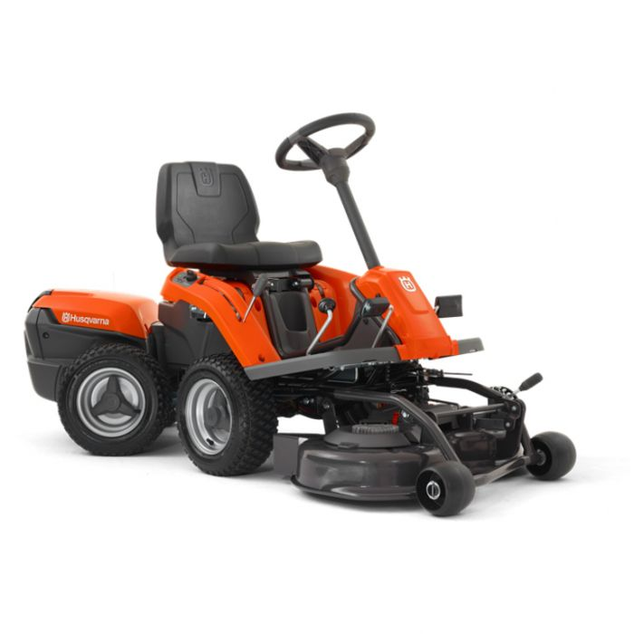 Husqvarna Rider Battery Ride-On Mower  ] 7393080418470 - Flower Power