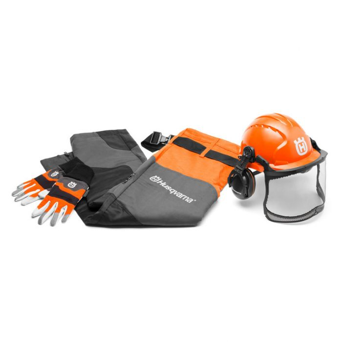 Husqvarna Protective Clothing Kit  ] 7393080510945 - Flower Power