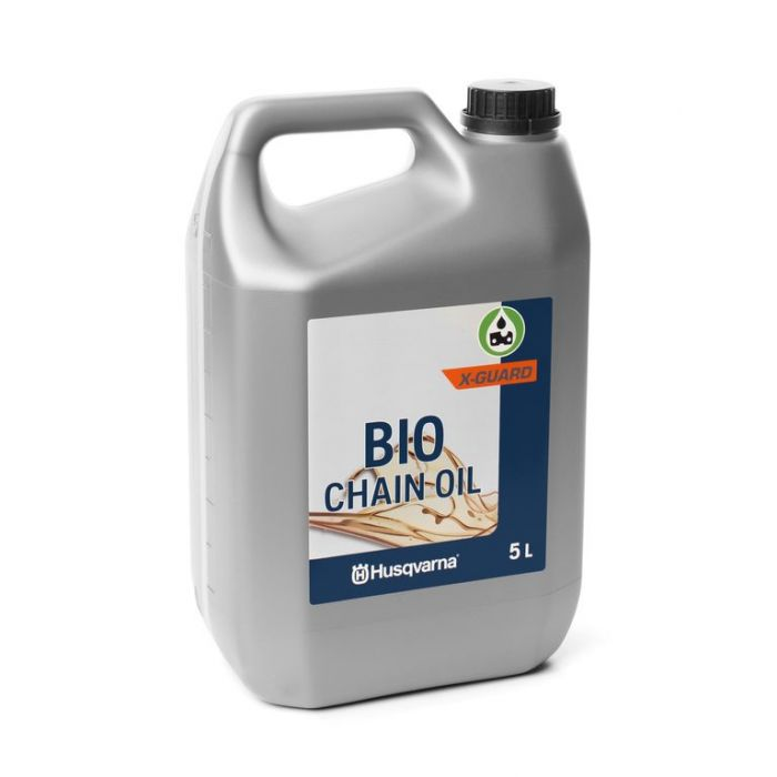 Husqvarna Bio Advanced Chain Oil 5 Litre  ] 7393089372148 - Flower Power