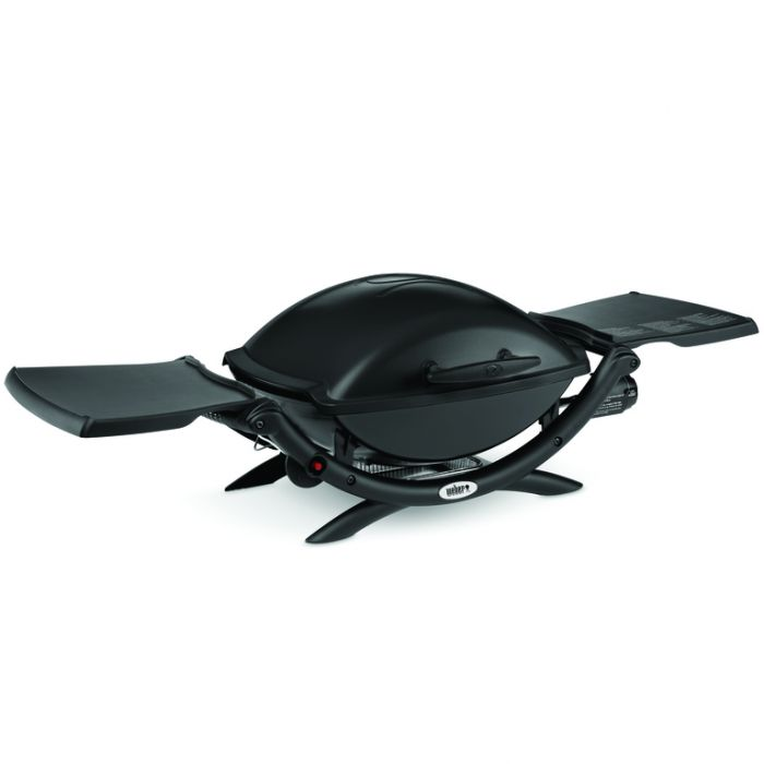 Weber® Q  NG Barbecue  ] 77924044274 - Flower Power
