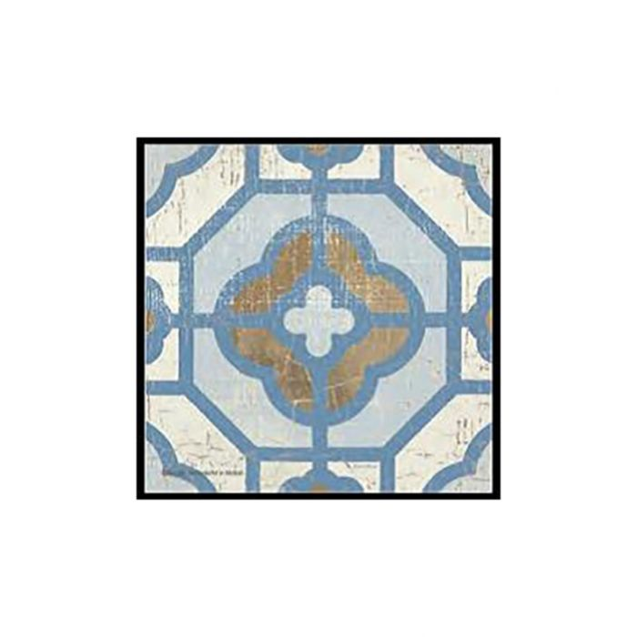 Thirstystone Coaster Collections Blue Shanghai  ] 795785209761 - Flower Power