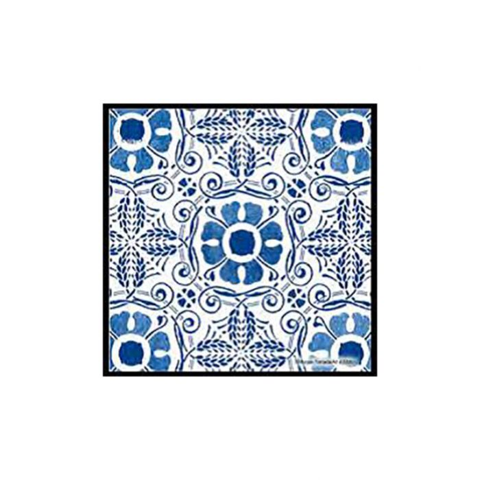 Thirstystone Coaster Collections Blue Marrakesh  ] 795785209785 - Flower Power