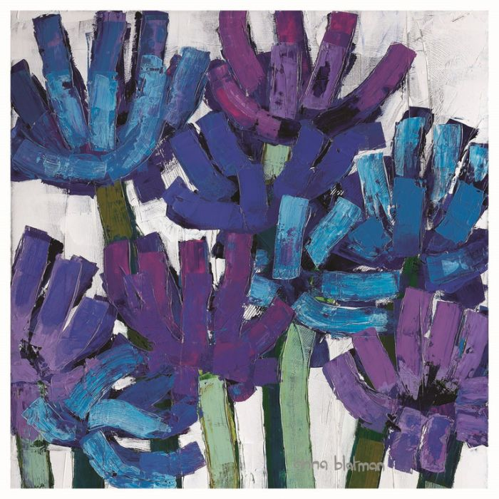 Thirstystone Coaster Collections Agapanthus  ] 795785388008 - Flower Power