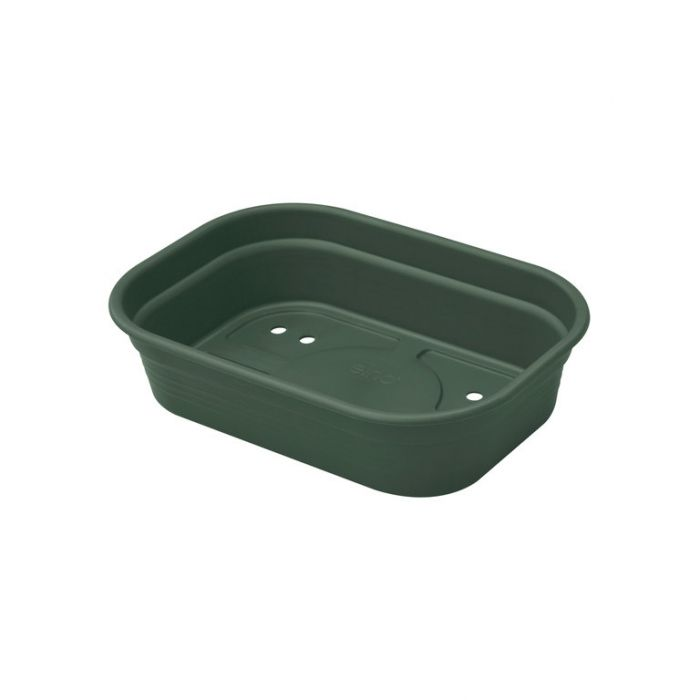 Green Basics Grow Tray Green  ] 8711904314538P - Flower Power