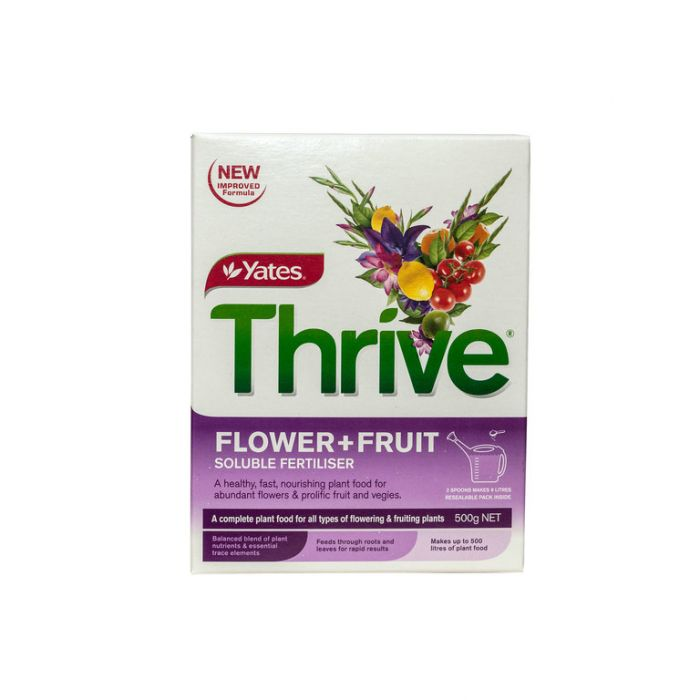 Thrive Soluble Flower & Fruit Plant Food  ] 9310428439971 - Flower Power