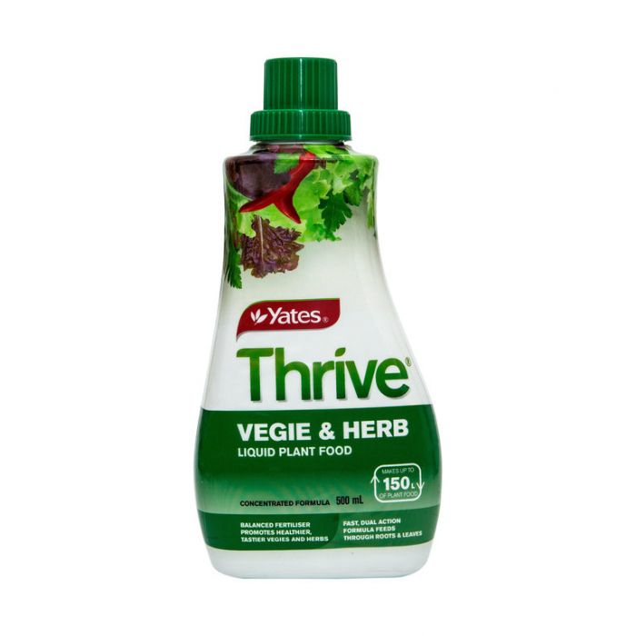 Thrive Vegie & Herb Liquid Plant Food  ] 9310428546853 - Flower Power