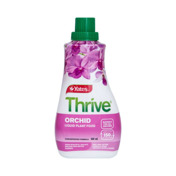Thrive Orchid Liquid Plant Food  ] 9310428547478 - Flower Power