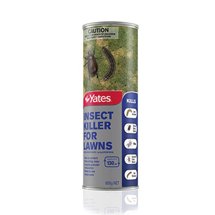 Yates Insect Killer For Lawns 800g  ] 9310428548512 - Flower Power