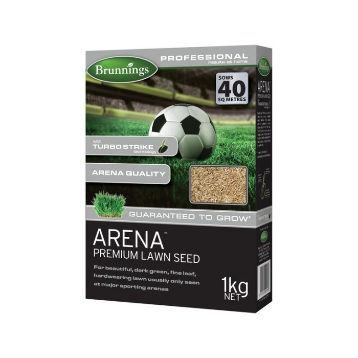 Brunnings Arena Premium Lawn Seed  ] 9310522000060 - Flower Power