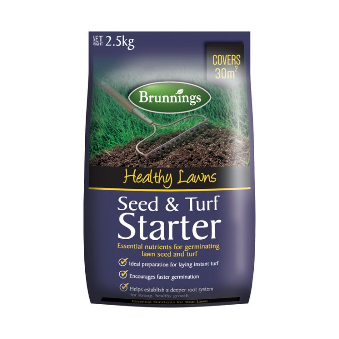 Brunnings Seed Starter  ] 9310522020051 - Flower Power