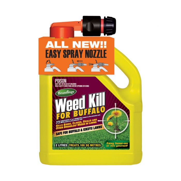 Brunnings Buffalo Weed Kill  ] 9310522020181 - Flower Power