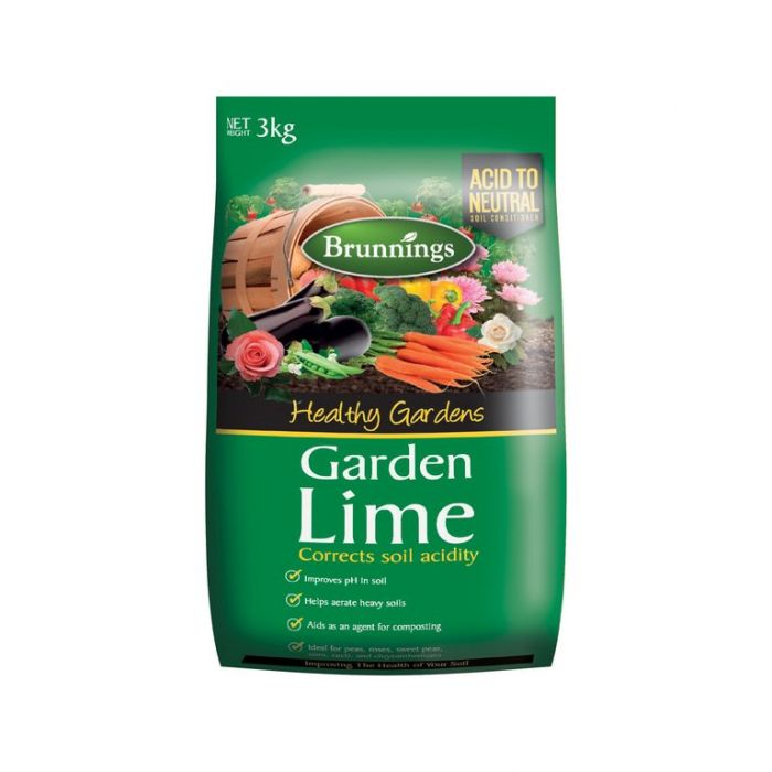 Brunnings Garden Lime  ] 9310522020990P - Flower Power