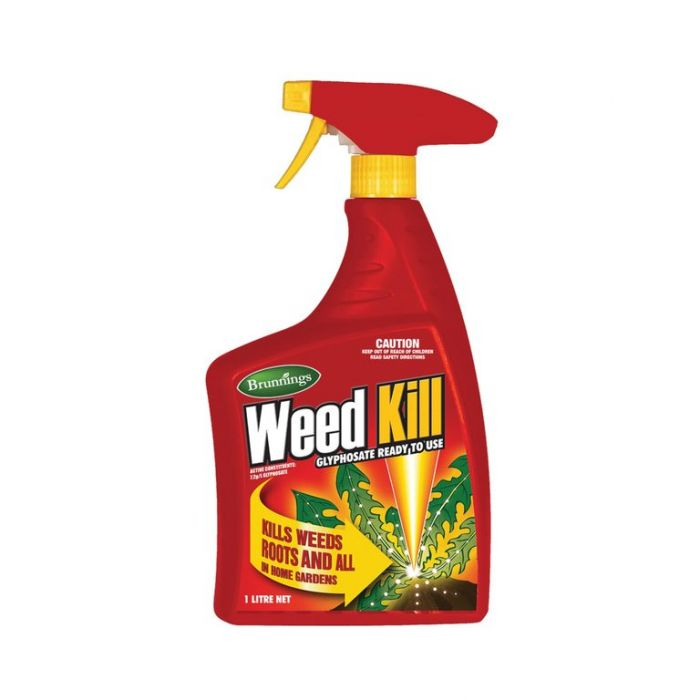Brunnings Weed Kill Ready To Use  ] 9310522031071P - Flower Power