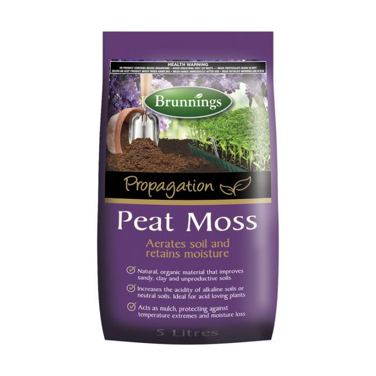 Brunnings Peat Moss  ] 9310522050706 - Flower Power