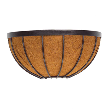 Gardman Wall Basket Georgian  ] 9310522056685 - Flower Power