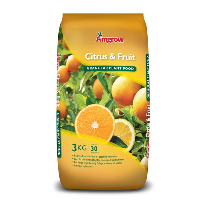 Amgrow Citrus & Fruit Granular Plant Food  ] 9310943550304 - Flower Power